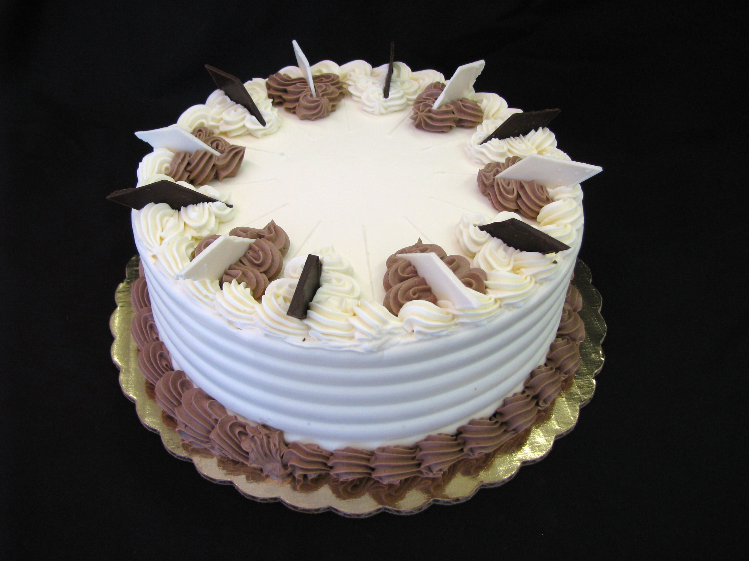 Specialty Cakes And Tortes